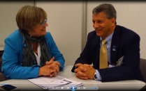 HRM Expo 2013 with Howard Wallack, SHRM Global, Alexandria, USA