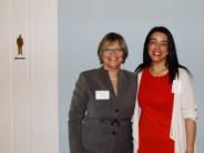 Latin America Day 2013, meeting Sandra Fonseca, CEO Grupo Energia de Bogotá, Colombia