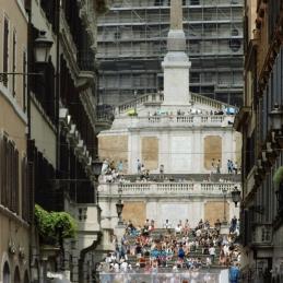 Spanische Treppe sq