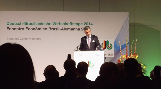 Review in Pictures: Economic Meeting GER – BR 2014