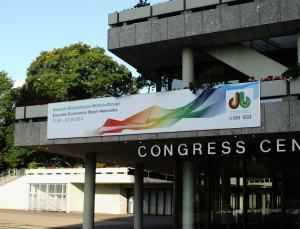 venue of GBEM, Congress centre Hamburg